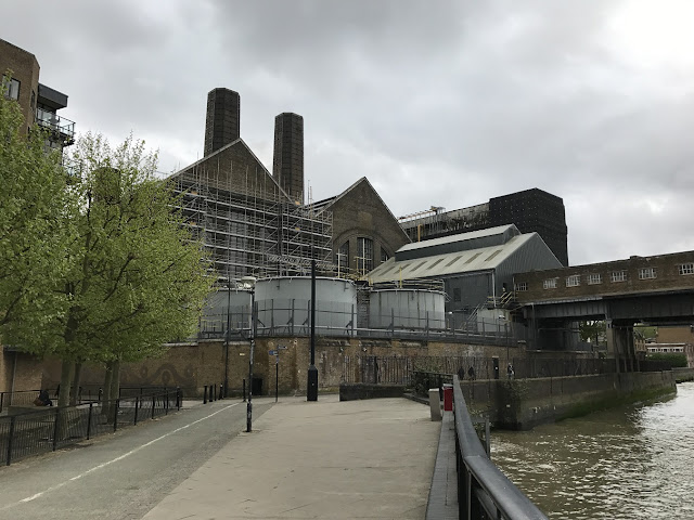 Greenwich Power Station, London