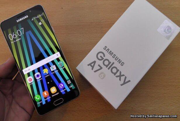 Samsung Galaxy A7 Versi 2016