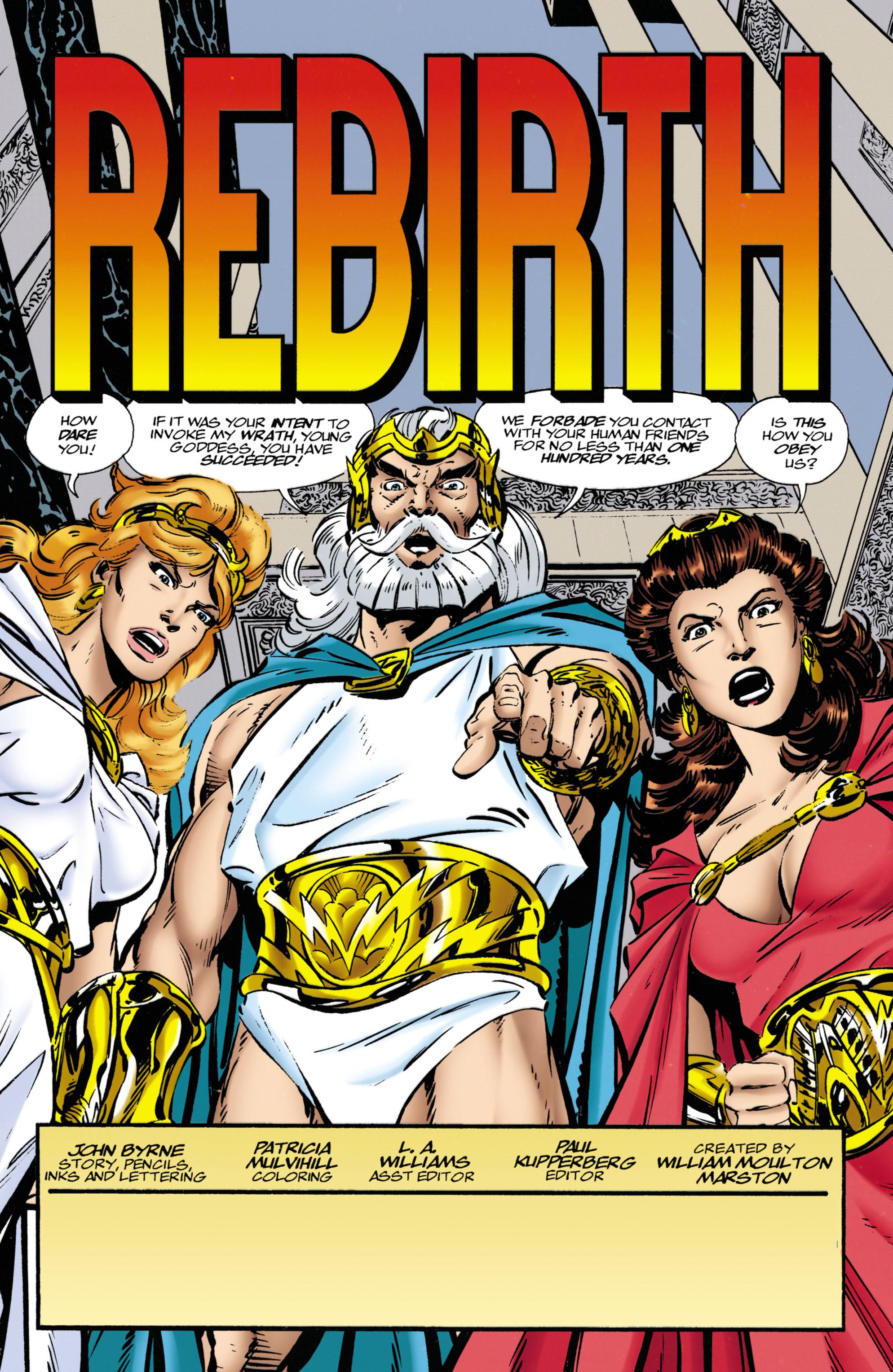 Read online Wonder Woman (1987) comic -  Issue #136 - 2