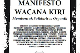 (Ebook) Manifesto Wacana Kiri - Buku Panduan Pelatihan Basis PMII