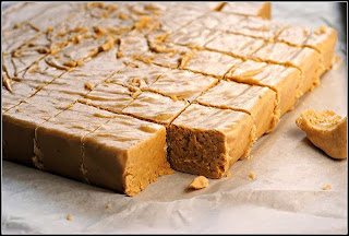 Pumpkin Pie Fudge by Holiday Cottage Page