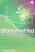 Ekonometrika – Teori & Praktik Eksperimen dengan MATLAB