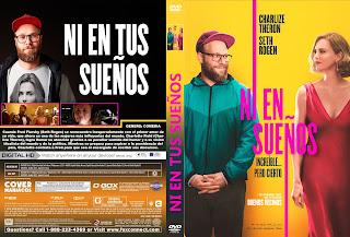 Long Shot - NI EN TUS SUEÑOS 2019 [ COVER DVD ]CARATULA