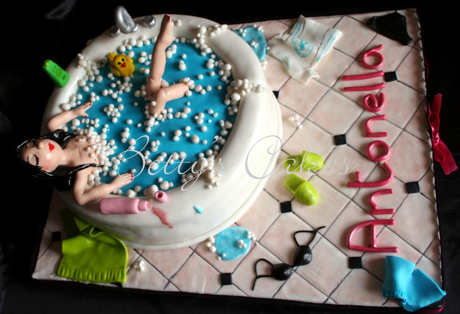 Torta Vasca Da Bagno.Betty S Cakes Torta Vasca Da Bagno