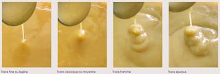 étapes de la trace fabrication de savon