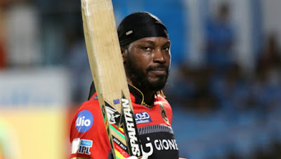 Spotlight : Gayle Becomes First To Reach 800 T20 Sixes