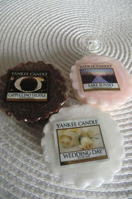 Yankee Candle Woski