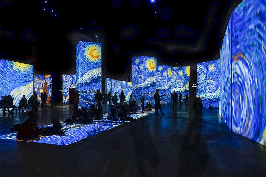 Van Gogh Alive The Experience: Visita Guidata alla Mostra