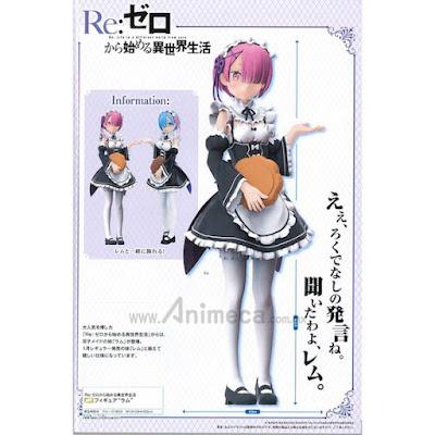Ram PM Figure Re:Zero kara Hajimeru Isekai Seikatsu