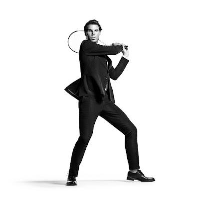 Rafa Nadal, Rafael Nadal, THFLEX Rafael Nadal Edition, Tommy hilfiger, #TommyXNadal, Tommy Hilfiger Tailored, Spring 2017, sartorial, tailored, suit, SuitUp,