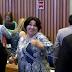 Distrital Luzia de Paula e a dancinha das emendas