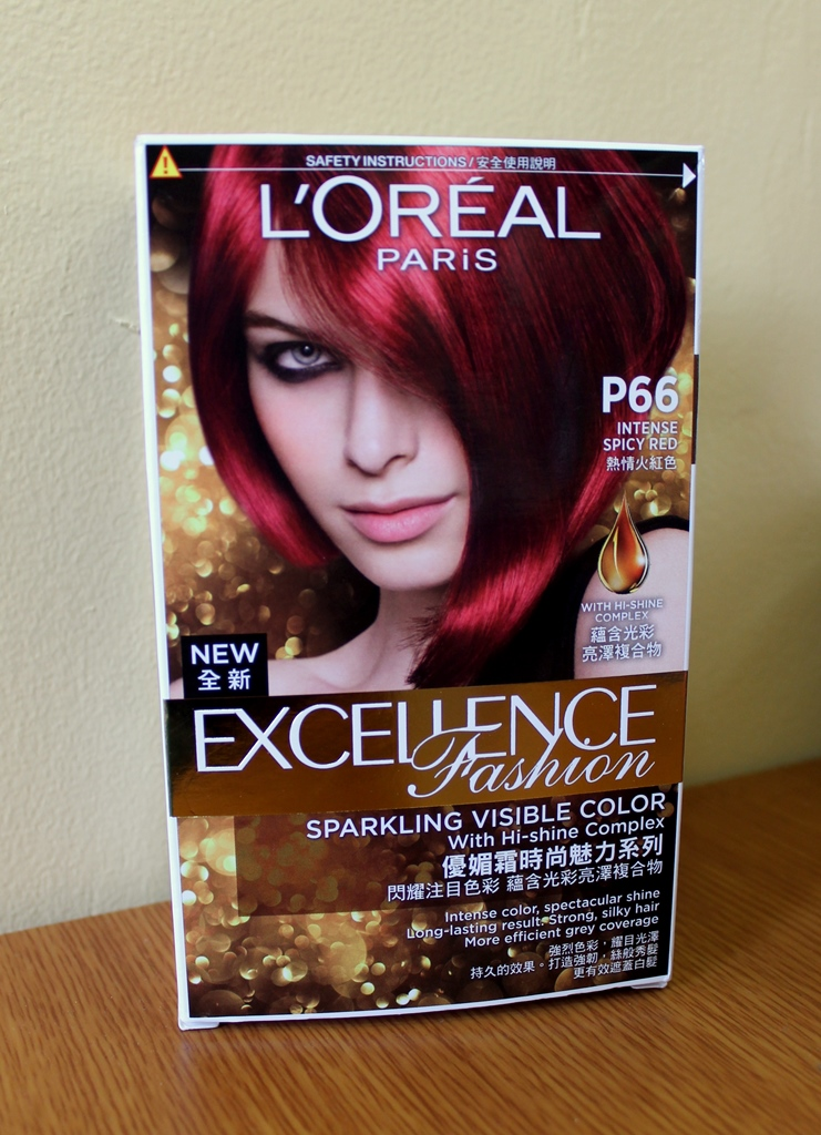No Room For Mediocrity Dyeing Perfection L Oreal Paris Excellence Fashion In P66