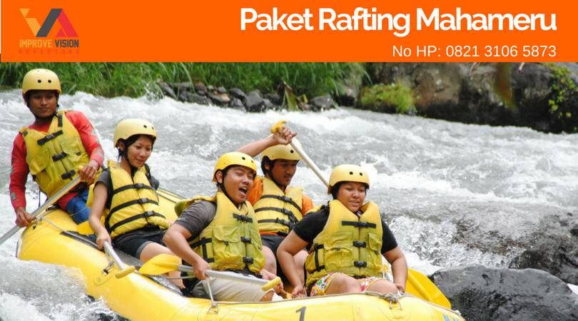 4 paket rafting pacet mojokerto wisata outbound pacet improve vision