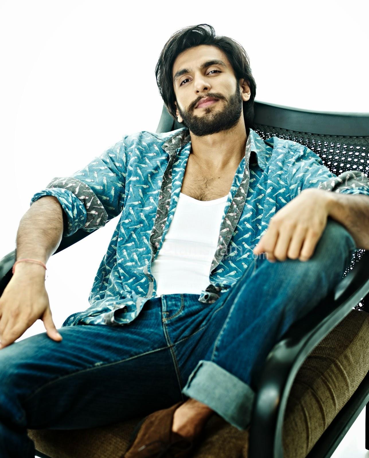 Bollywood Actor Ranveer Singh Wallpaper