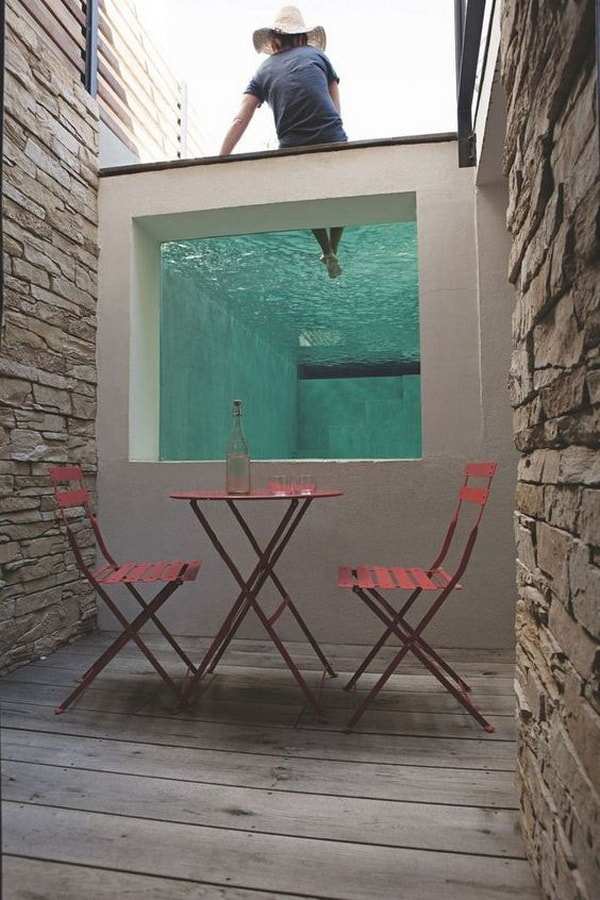 7 Unique Design of Small Patio Pools To Fall in Love With 7