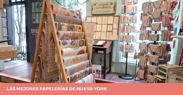 papelerias en Nueva York
