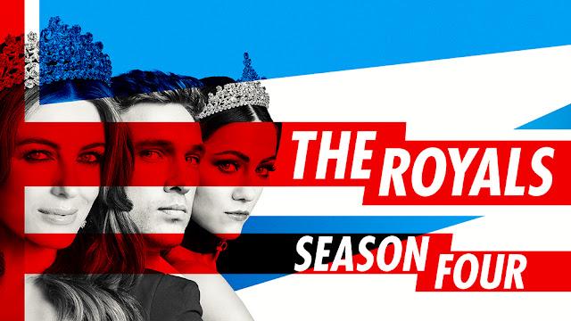 The Royals - Kezdett a 4. evad