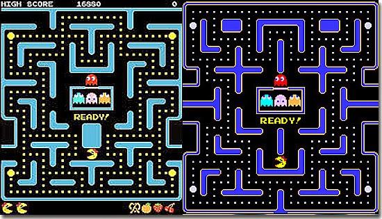 Pacman - Primeira personagem feminina jogável