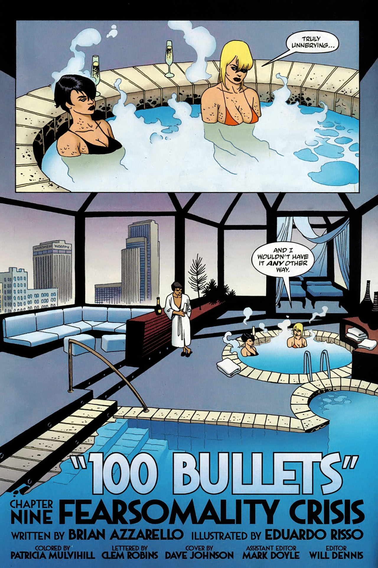 Read online 100 Bullets comic -  Issue #97 - 4
