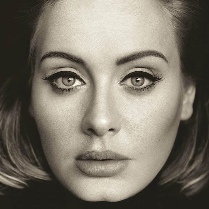 """CD """"25"""" - Adele"""
