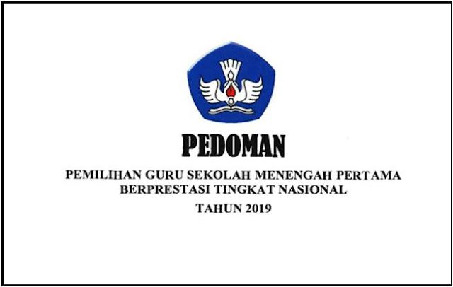 Juknis Pemilihan Guru SMP Berprestasi Tahun 2019
