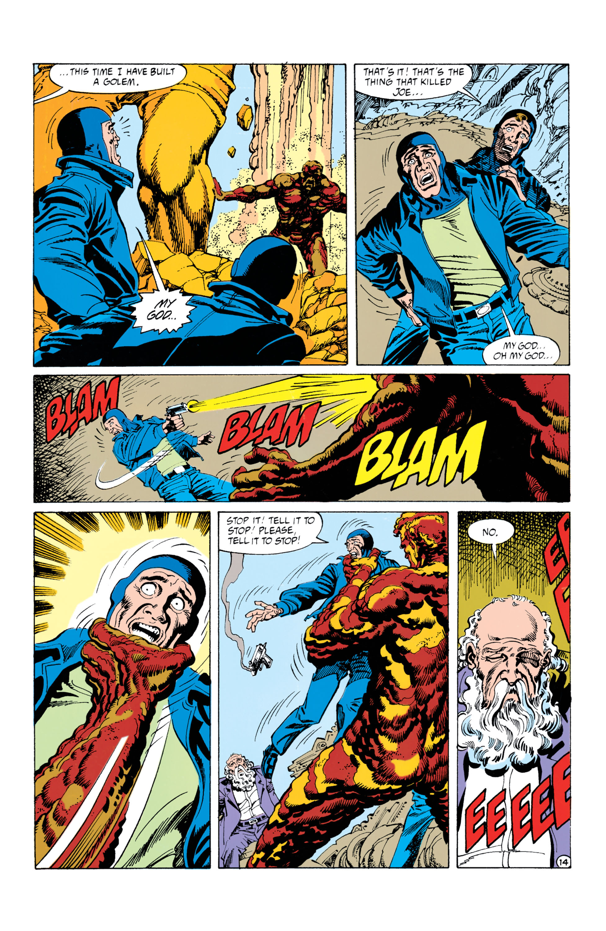 Detective Comics (1937) 632 Page 14