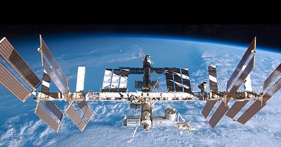 ISS Tracking : Keeping Track of the International Space ...