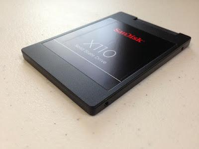 SSD harddisk