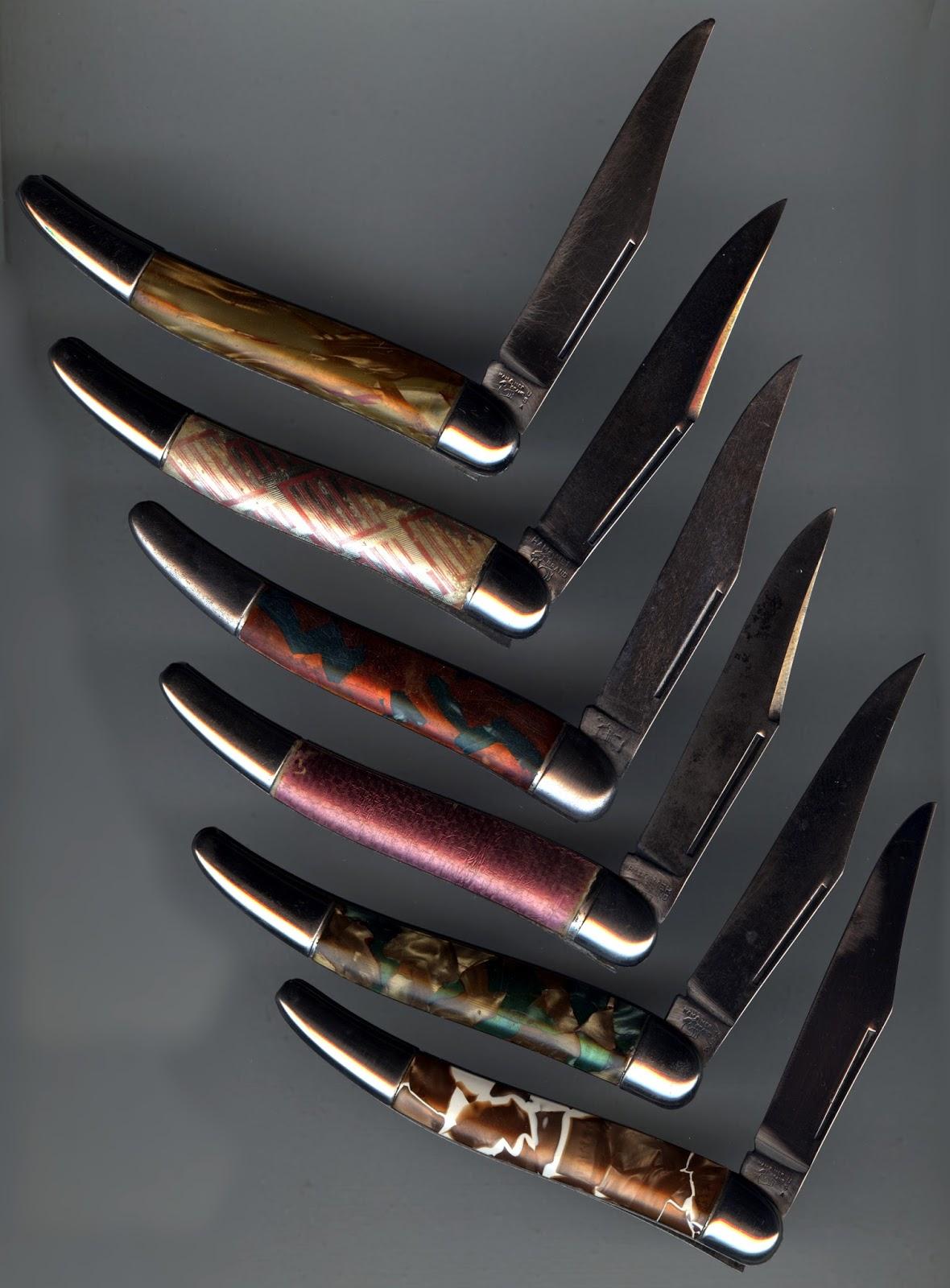 Dating & Appraising Old Ruana Knives Ruana Knives