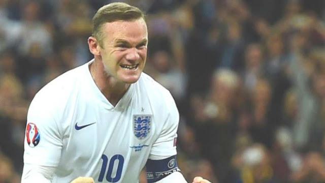 Tim Nasional Inggris Panggil Wayne Rooney Bergabung Kembali