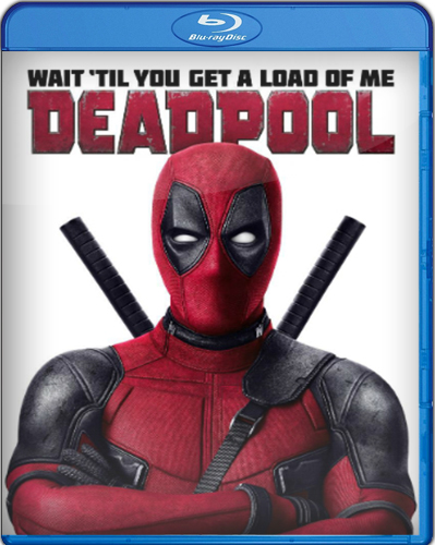 Deadpool [2016] [BDRip] [1080p] [Latino]