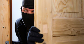 Procedimientos de los ladrones para robar viviendas