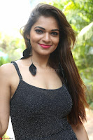 Aswini in lovely Deep Neck Sleeveless Black Dress Spicy Pics ~  Exclusive 36.JPG