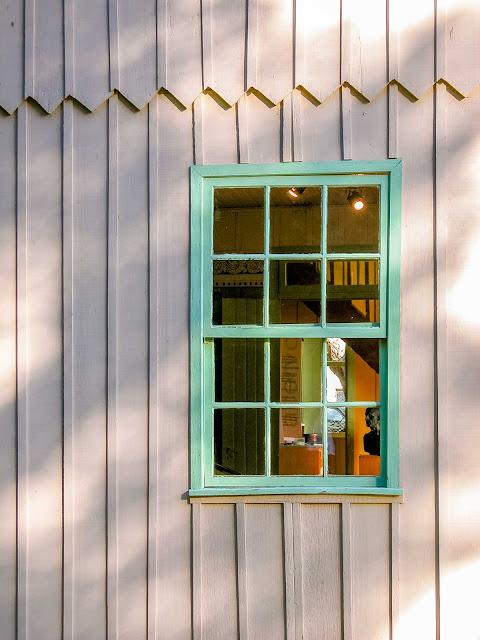 Casa Erbo Stenzel, detalhe externo