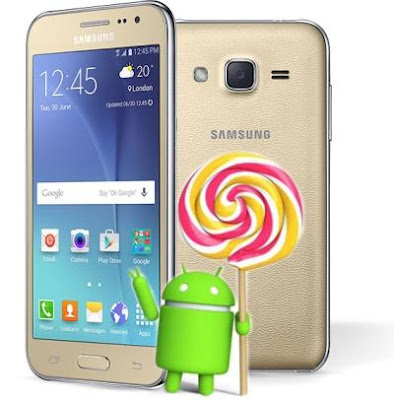 Samsung Galaxy J2 SM-J200M 5.1.1 Lollipop Firmware