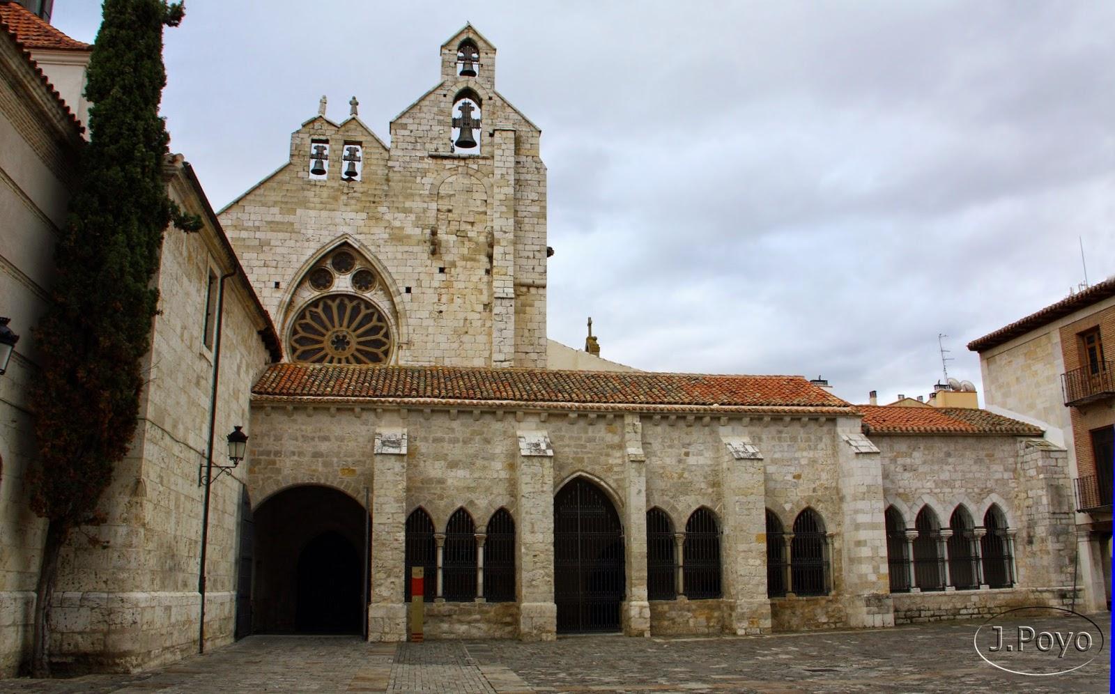 Convento e Iglesia de San Francisco de Palencia