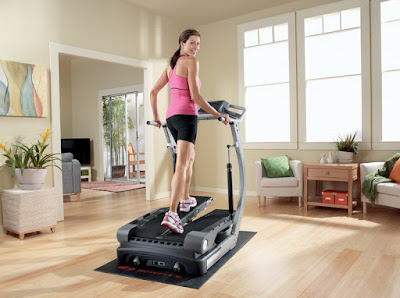 Considerations treadclimber workouts