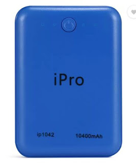 Ipro 10400 mAh Power Bank