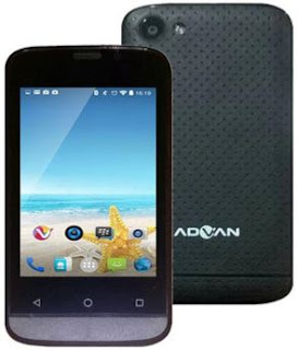 Cara Flash Advan S3D (SPD Spreadtrum)