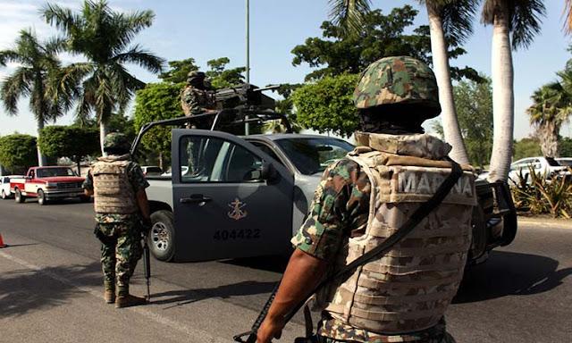 Grupo armado vestido de Marinos secuestra y tortura a agentes Federales que protegían a Juez Magistrado en NL