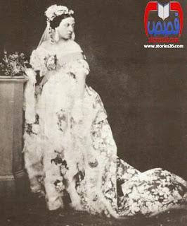 اختراعات | قصة ابتكار فستان الزفاف الابيض