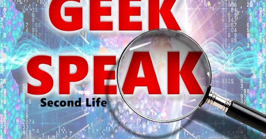 GeekSpeak – should we have a ministry of happiness? Join the discussion on Saturday, April 14th at 12pm SLT