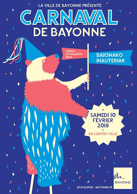 Carnaval de Bayonne 2018