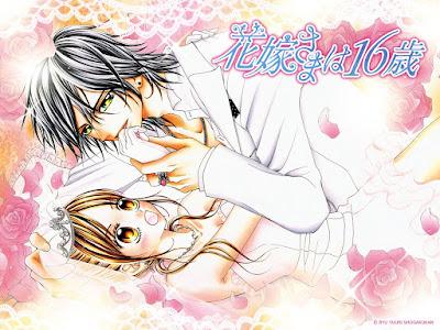 Hanayomesama wa 16-sai de Ryu Yuuhi