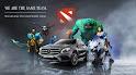 Mercedes sắp đến tay, cộng đồng game thủ Dota 2 Việt Nam nức lòng