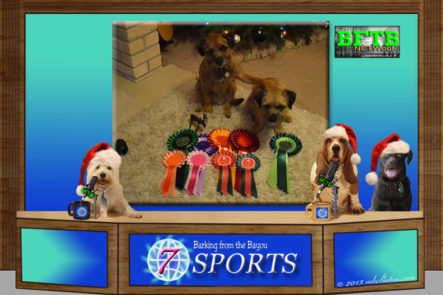 BFTB NETWoof Sports with Earl's World dogs