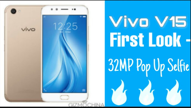 Vivo V15 with 32MP pop-up selfie camera launched in India: Price, specifications 2019