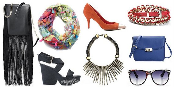 buy fashion accessories from Myntra