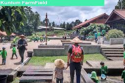 Kuntum Farm Field. Wisata Edukasi DI Kota Bogor Yang Sangat Cocok Untuk Anak