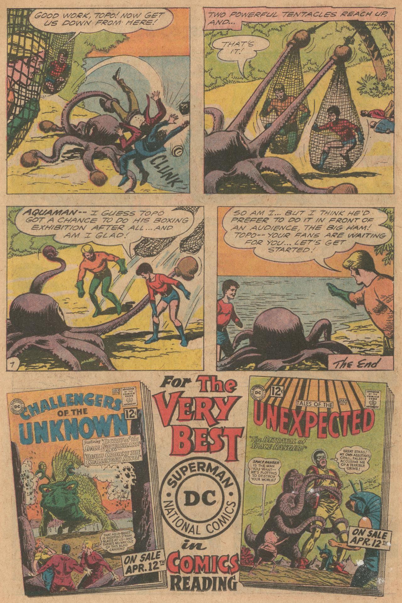 Read online World's Finest Comics comic -  Issue #126 - 22